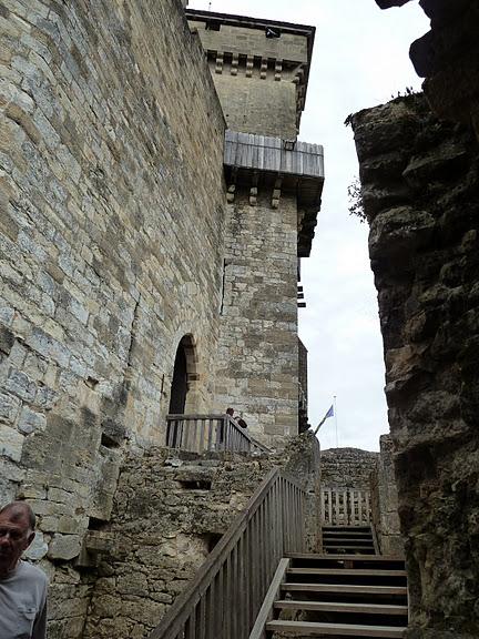 Замок Кастельно ( Chateau de Castelnaud ) 76217