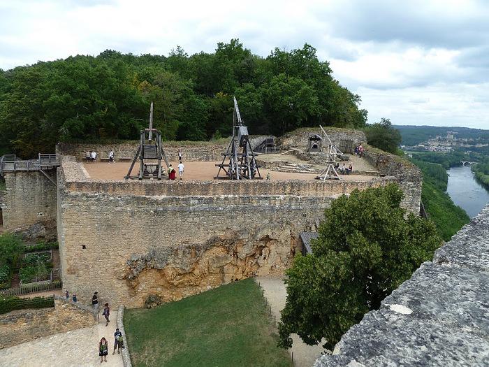 Замок Кастельно ( Chateau de Castelnaud ) 60218