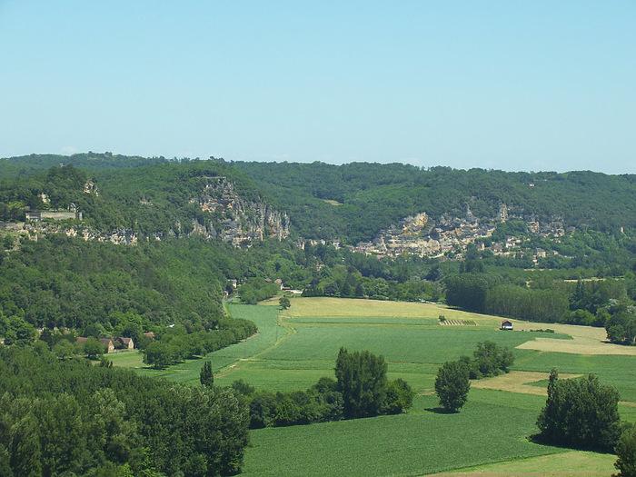 Замок Кастельно ( Chateau de Castelnaud ) 22572