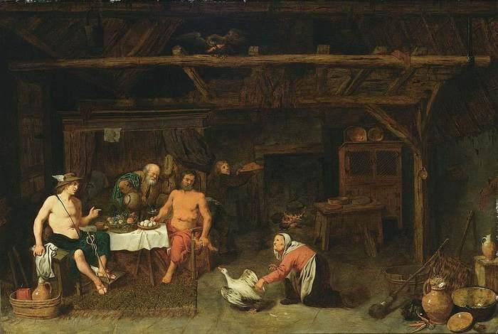 Давид Рейкерт III (1612 – 1661) - фламандский живописец ...