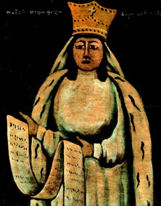 Niko-Pirosmani-Царица-Тамара.- (548x700, 90Kb)