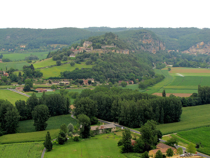 Замок Кастельно ( Chateau de Castelnaud ) 23568