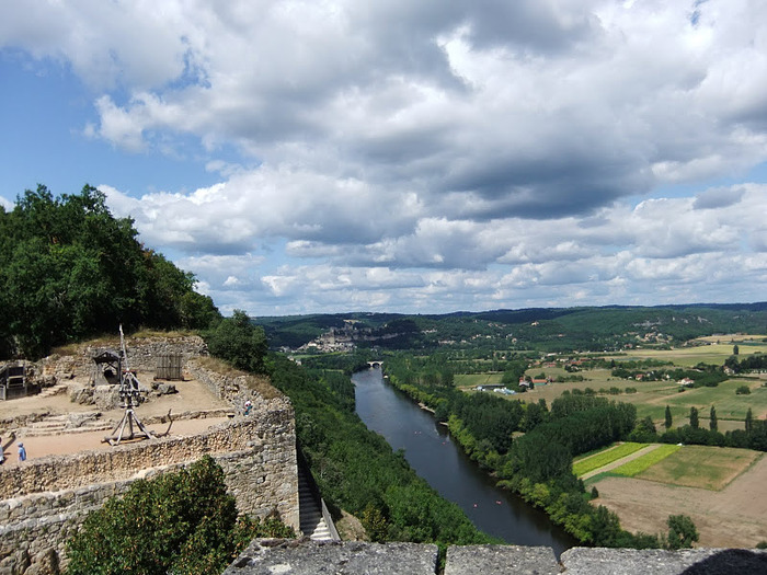 Замок Кастельно ( Chateau de Castelnaud ) 47274