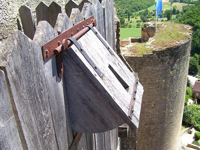 Замок Кастельно ( Chateau de Castelnaud ) 60529