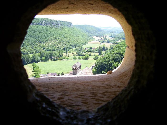 Замок Кастельно ( Chateau de Castelnaud ) 20312