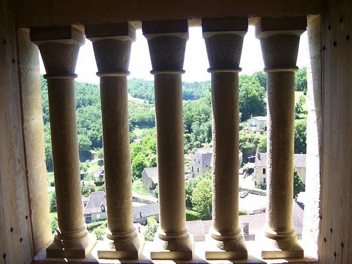 Замок Кастельно ( Chateau de Castelnaud ) 32891