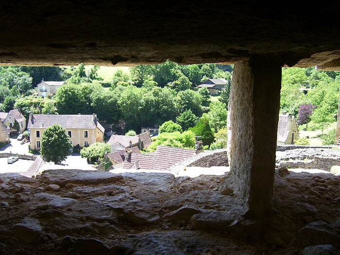 Замок Кастельно ( Chateau de Castelnaud ) 76569