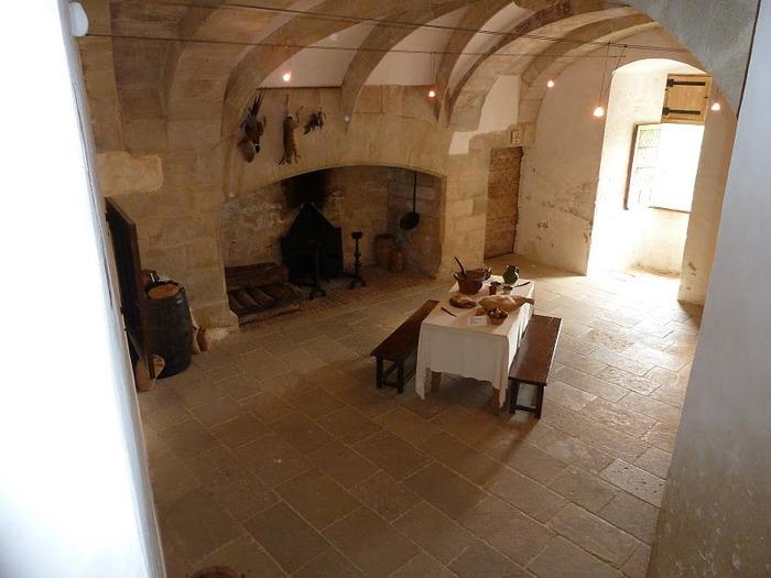 Замок Кастельно ( Chateau de Castelnaud ) 75429