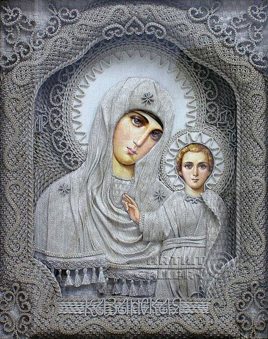 Казанская Пресвятая Богородица (554x700, 199Kb)