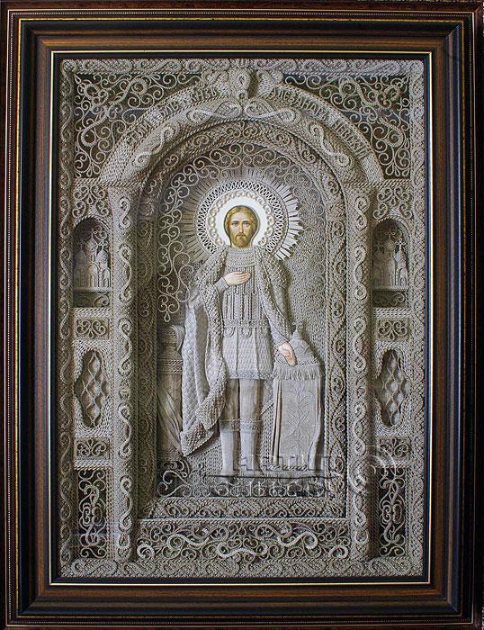 Святой Александр Невский (538x700, 192Kb)