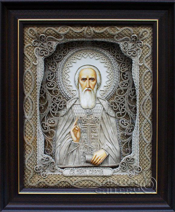 Преподобный Сергий Радонежский (579x700, 162Kb)