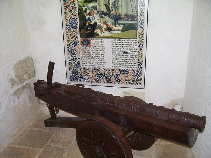Замок Кастельно ( Chateau de Castelnaud ) 14690