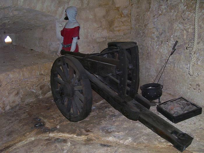 Замок Кастельно ( Chateau de Castelnaud ) 49702