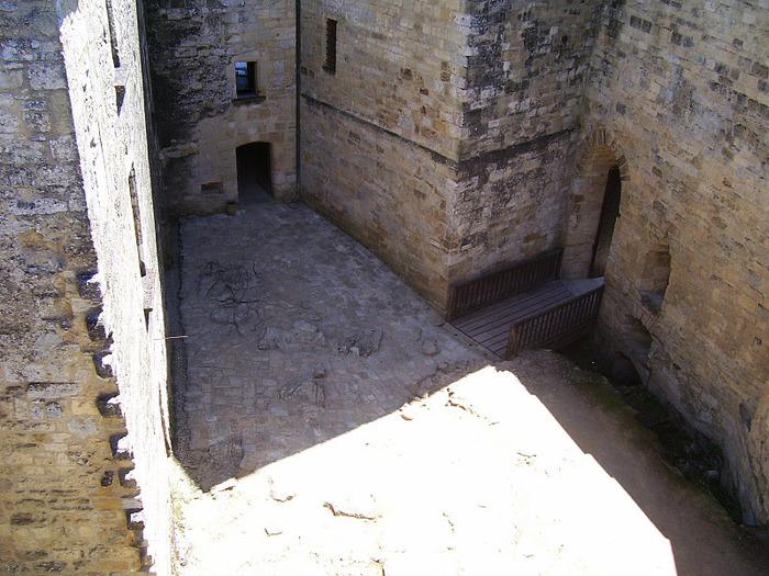 Замок Кастельно ( Chateau de Castelnaud ) 20637