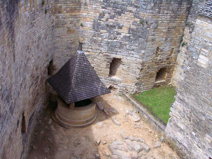 Замок Кастельно ( Chateau de Castelnaud ) 85223