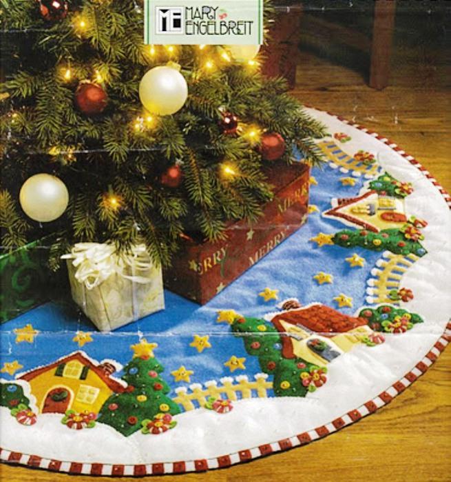 1falda aldea navideña de maria. (655x700, 152Kb)