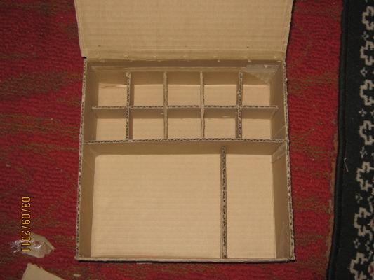 Коробочка для швейных ниток своими руками 21