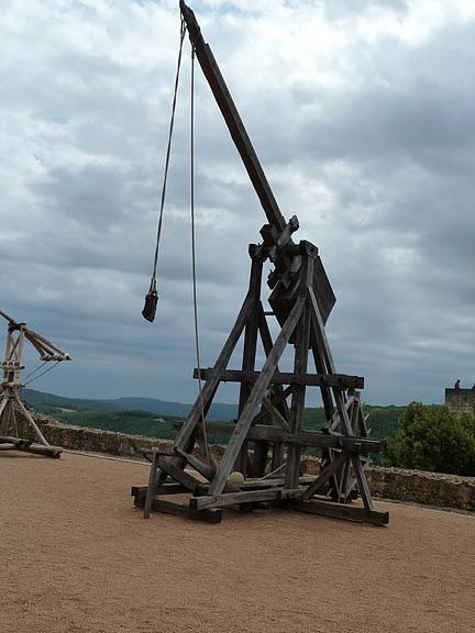 Замок Кастельно ( Chateau de Castelnaud ) 38634