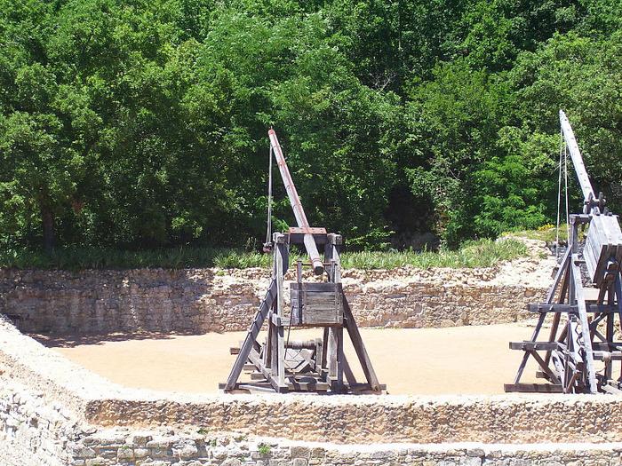 Замок Кастельно ( Chateau de Castelnaud ) 70680