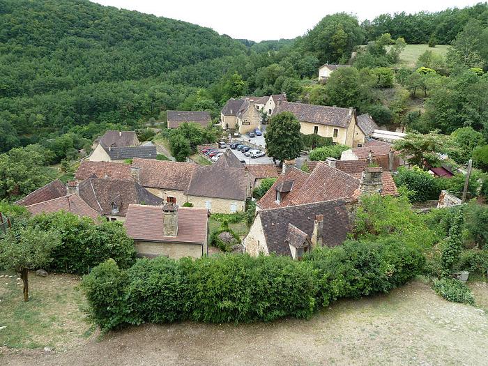 Замок Кастельно ( Chateau de Castelnaud ) 69013