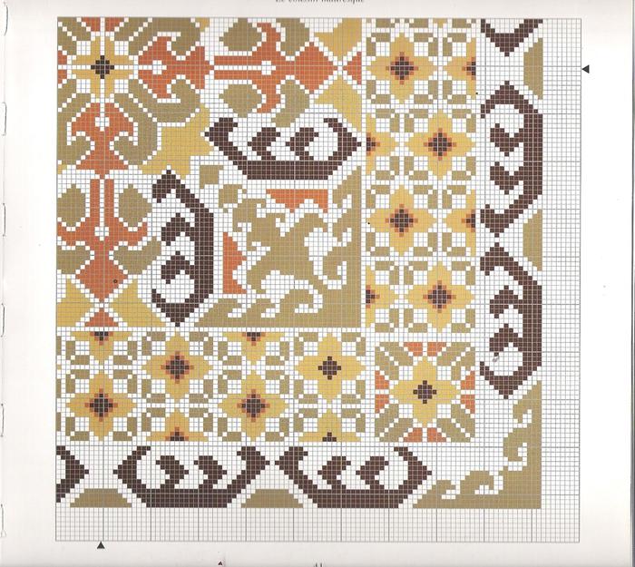 Мароканская вышивкa (17)