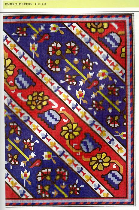 Designer Needlepoint (Hugh Ehrman) 38 (463x700, 102Kb)