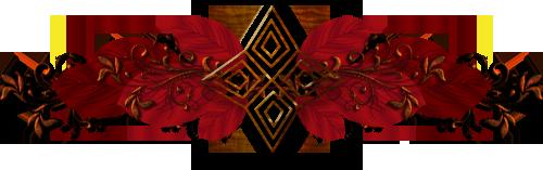разделитель кр листья (500x157, 101Kb)