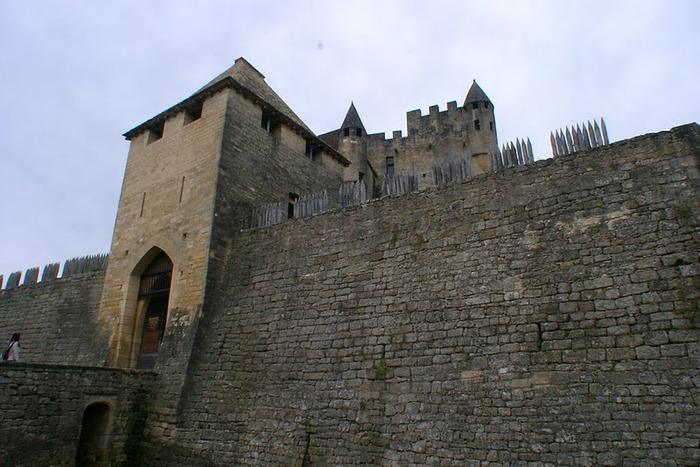 Замок Бейнак (Chateau de Beynac) 52630