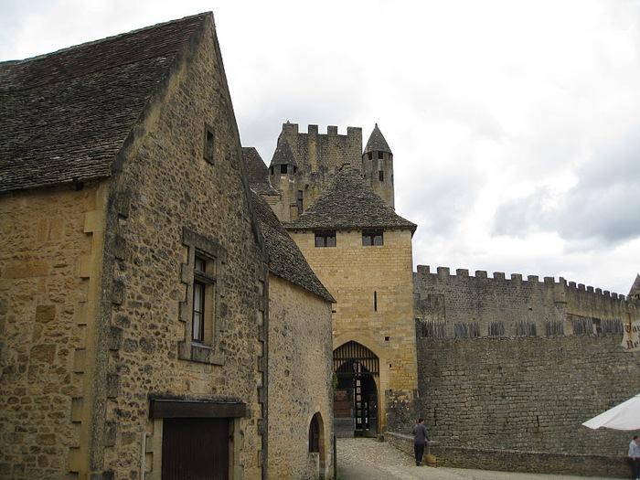 Замок Бейнак (Chateau de Beynac) 36032