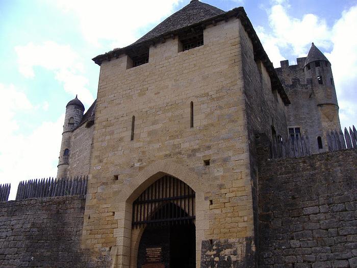 Замок Бейнак (Chateau de Beynac) 71723