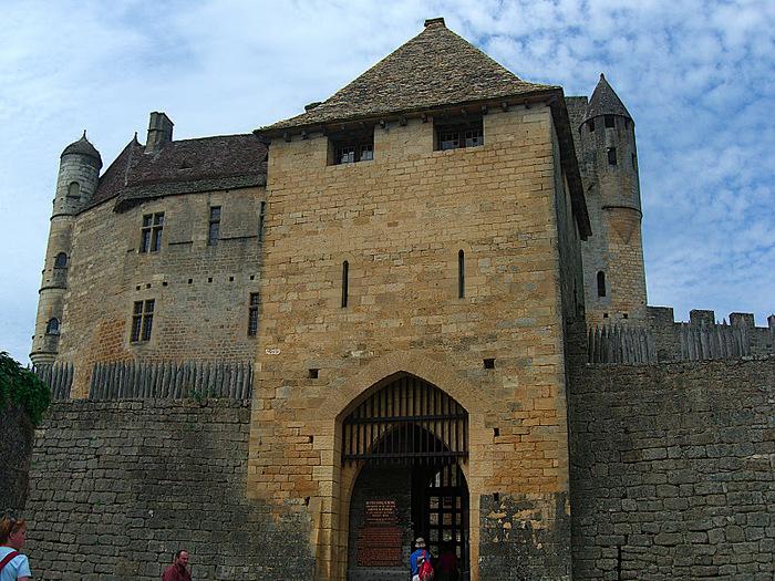 Замок Бейнак (Chateau de Beynac) 51197
