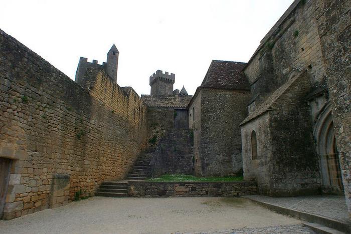 Замок Бейнак (Chateau de Beynac) 40122