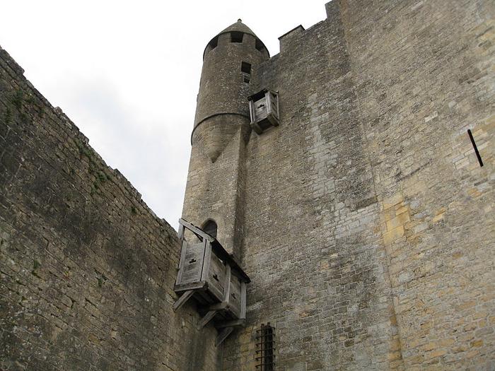 Замок Бейнак (Chateau de Beynac) 12722
