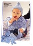 Превью Вязаные вещи для детей13 (507x700, 133Kb)