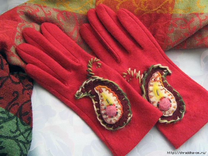 перчатки Пурпурная осень, мастер-класс, автор Shraddha, 1 (700x525, 290Kb)
