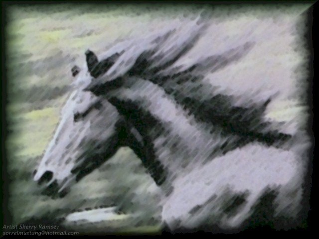 Art - Friesianrunning (640x480, 47Kb)