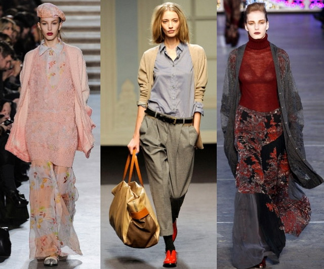 С великим многообразием красивой вязаной одежды, и не только.