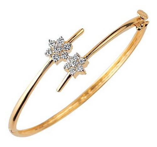 Золотые браслеты женские и мужские - современные тенденции дизайна