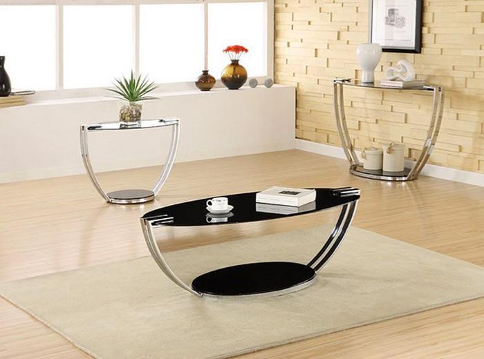 Креативный и стильный кофейный столик в интерьере