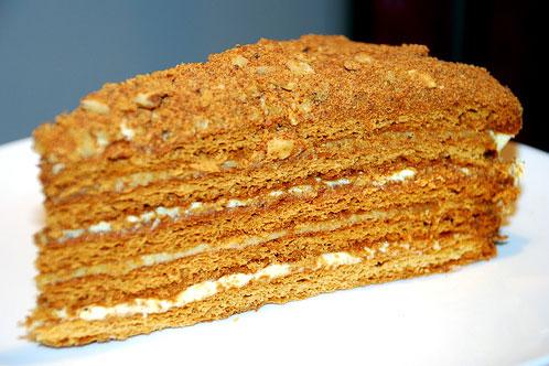 medoviy_tort  торт ТЕТЯ КЛЕПА (498x332, 55Kb)