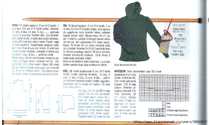 Вязаный Пуловер С Капюшоном Доставка