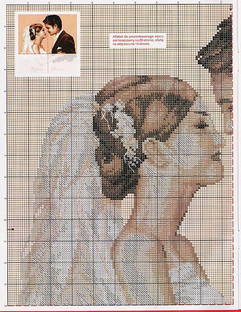 Перевод фотографии в схему для вышивки крестом 15