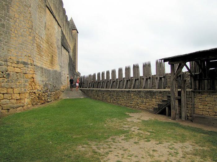 Замок Бейнак (Chateau de Beynac) 95020