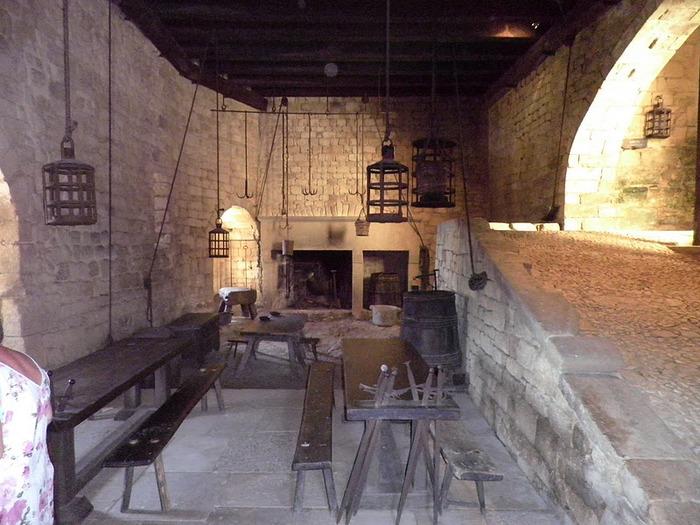 Замок Бейнак (Chateau de Beynac) 62350