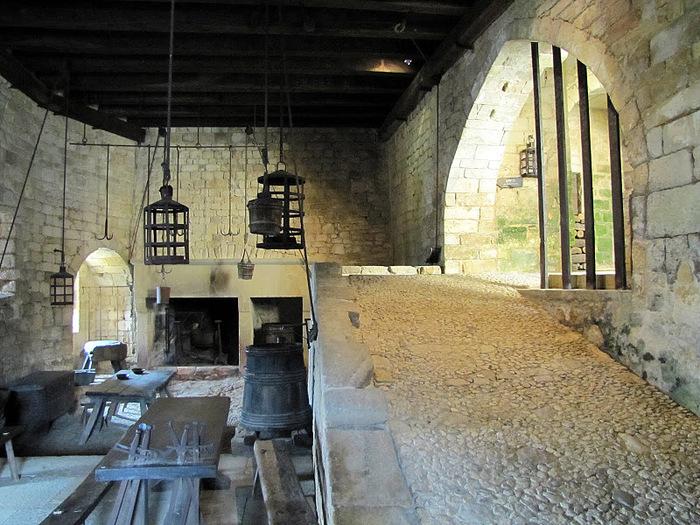 Замок Бейнак (Chateau de Beynac) 27427