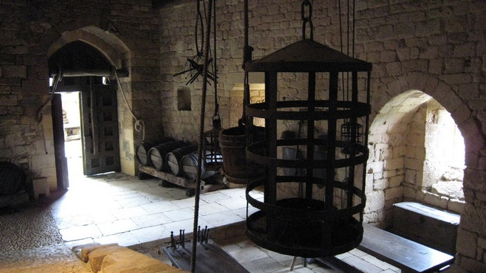 Замок Бейнак (Chateau de Beynac) 30888