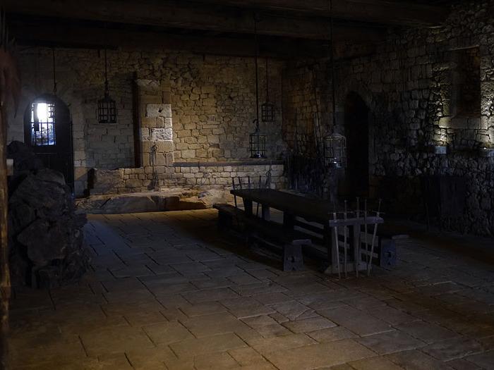 Замок Бейнак (Chateau de Beynac) 84741