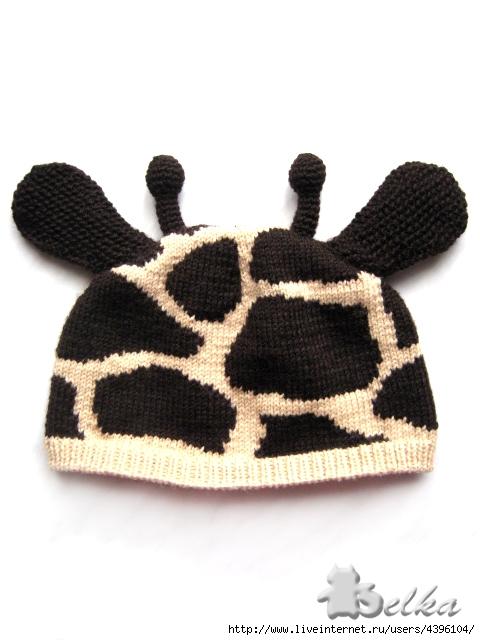 长颈鹿的帽子 - maomao - 我随心动