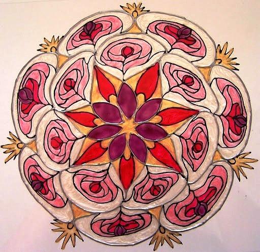 mandala fleur (512x497, 120Kb)