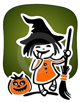 witch-and-pumpkin-thumb15920716 (278x350, 106Kb)